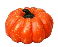 IFF101OR - Medium Regular Pumpkin 6inx 2in-6/72pcs