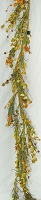 ISB8067-Fall Mix - 5ft Dried wild flower garland