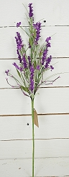 ISB68905 - 32in Branch-Lakewood Lavender-12/72pcs