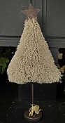 M8488 - 27.5inH Fluffy Xmas Tree-2/12pcs